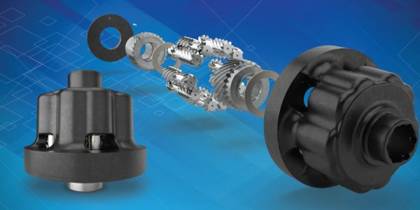 Upgraded Diffs Mean Improved Handling and Efficiency