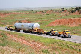 Northwest Logistics Ropes in Heavy Haul Business