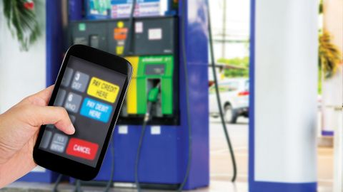 Contactless options have become increasingly important at the fuel pump, not just to make...