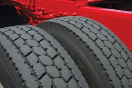 Tires for GHG2: Increased Fuel Economy, Mileage