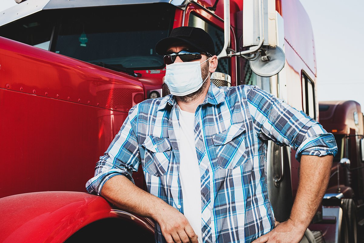 5 Things Trucking Fleets Need to Know About COVID-19 and Workers' Comp