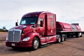 Technology Helps Flatbed Carrier Grow