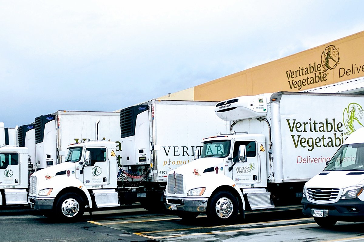 Going Green is More than Just a Slogan for Veritable Vegetable