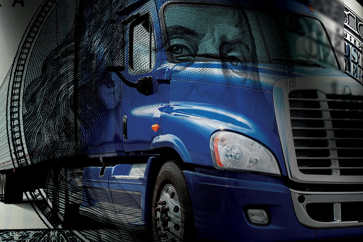 How Trucking Fleets are Running Lean to Survive COVID