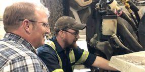 3 Ways Fleets Can Solve a Technician Shortage