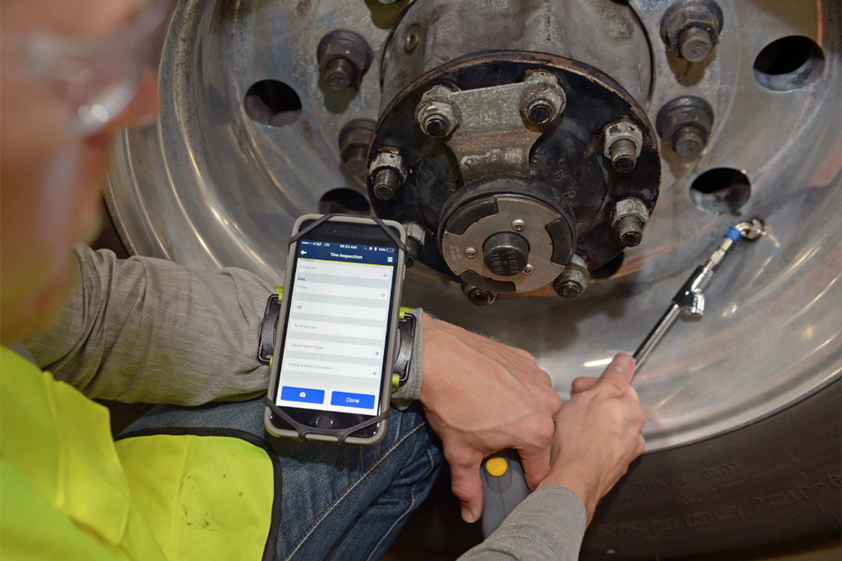 Developing a Digital Tire Management Strategy