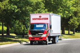 The Right Tires for Last-Mile Delivery Fleets