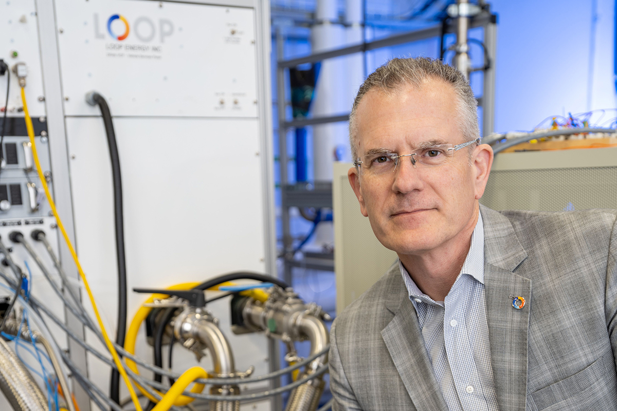 Q&A: Talking Hydrogen Fuel Cells with Loop Energy Chief Ben Nyland