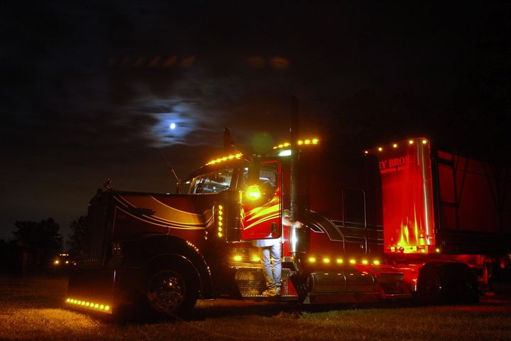 Drivers may be misusing personal conveyance to complete assignments when short on, or out of, hours. - Photo: Jim Park