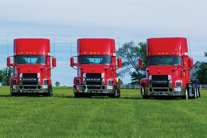 System Freight Inc. focuses on fuel economy. - Photo: System Freight