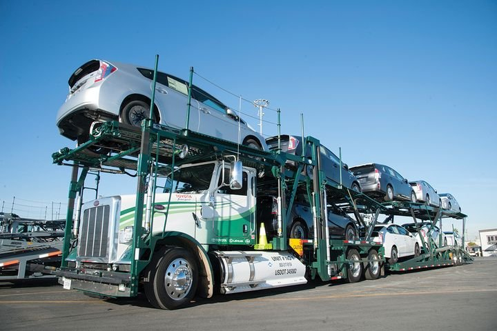 Toyota Transport is testing four fuel-cell-electric vehicles. - Photo: Toyota Transport
