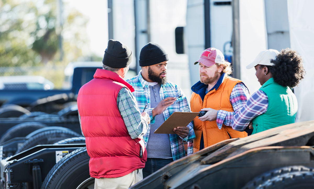 How Trucking Fleets Can Find Success by Building a Diverse Workforce