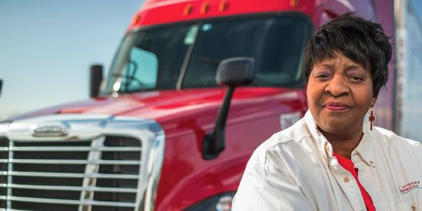 The truck driver shortage isn't going away. U.S. Xpress decided to try a new way of tackling the...
