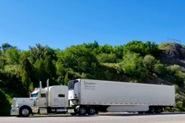 How Trailer Tracking Paid for Itself at Vaughan Xpress