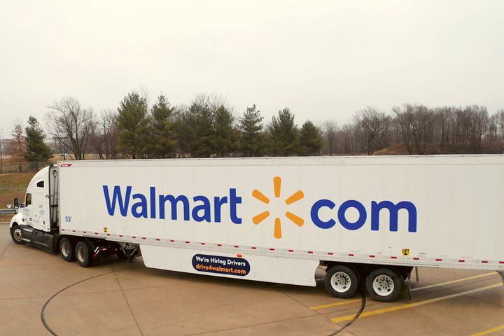 Walmart has a goal to achieve zero-carbon operations by 2040. - Photo: Walmart
