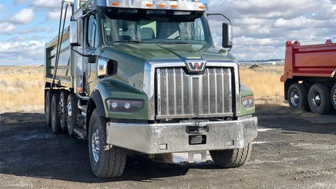 Western Star's new 49X Class 8 truck showcases DTNA's vision for a new take on its vocational...