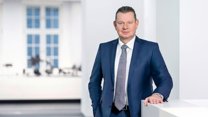 Knorr-Bremse's Peter Laier, chief of the Commercial Vehicle Systems operations that include Bendix CVS. - Photo: Knorr-Bremse AG