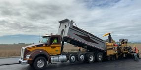 How Automated Transmissions Helped a Paving Fleet Improve Fuel Economy and Driver Health