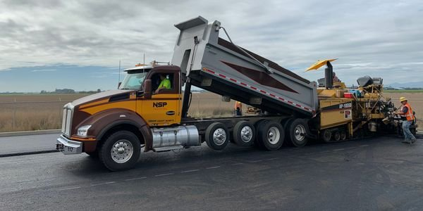 North Santiam Paving in Stayton, Oregon says a switch to AMTs hashelped their drivers feel less...