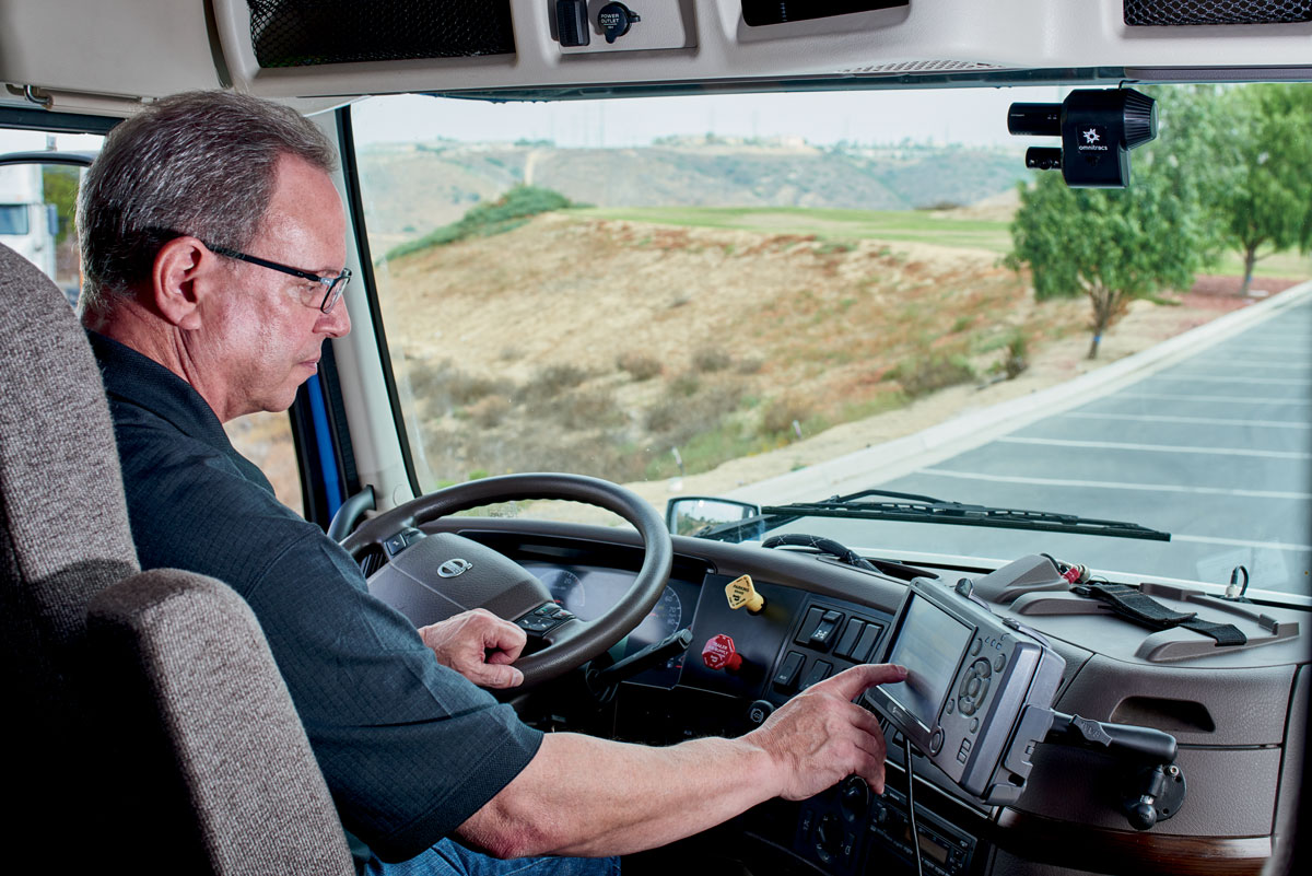 5 Ways to Coach Truck Drivers Using Telematics