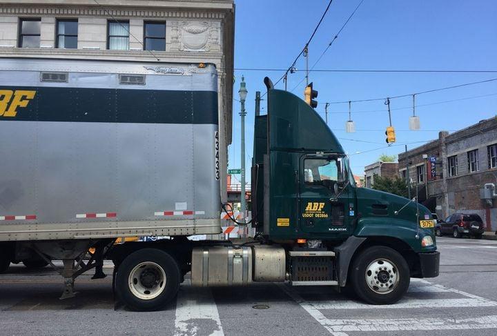 On average, less-than-truckload companies in the third quarter showed impressive margin improvement. - Photo: Deborah Lockridge
