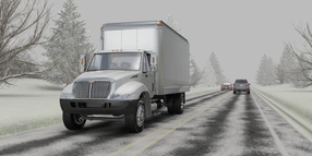 What Truck Drivers Need to Know About Safe Winter Operation