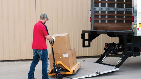 The last-mile delivery business is driving up demand for liftgates.