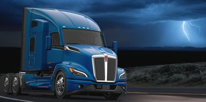 Inspiration for the T680 Next Gen came from race cars, iPhones and the craftsmanship of a fine watch, Kenworth Chief Engineer Joe Adams said. - Photo: Kenworth