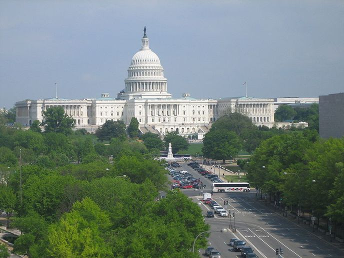Infrastructure, labor issues, and more are on the table in Washington, D.C. - Photo: Public Domain