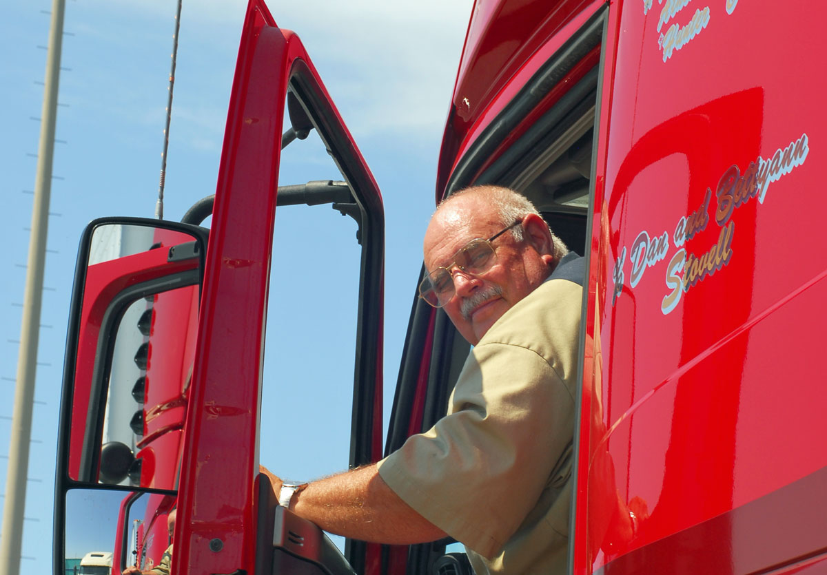 How To Help Truck Drivers Reduce Cancer Risks