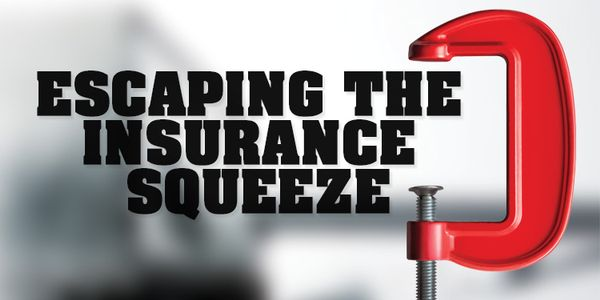 There's no simple way to slip the grasp of rising insurance costs — it takes everything from...
