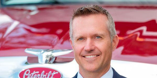 Peterbilt General Manager Jason Skoog