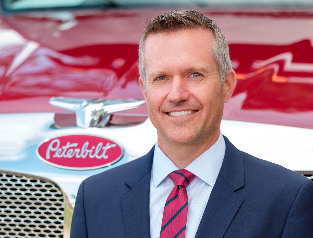 Peterbilt Chief on EVs, Autonomous Tech and the New Model 579