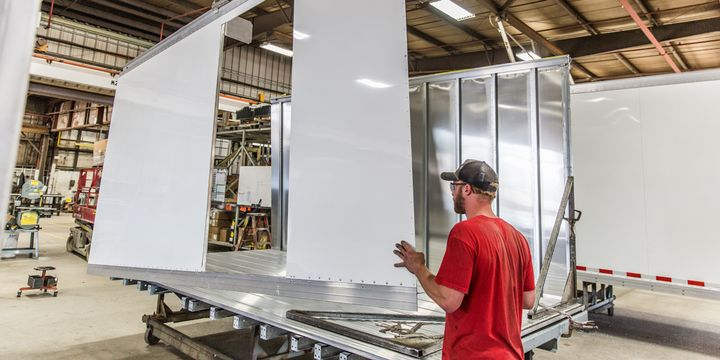 Commercial truck body buyers and builders must effectively communicate to achieve the best results. Understanding fleet painpoints, applications, chassis, and add-ons makes the process faster. - Photo: Marion Body Works