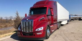 Test Drive: Peterbilt's New Model 579 UltraLoft
