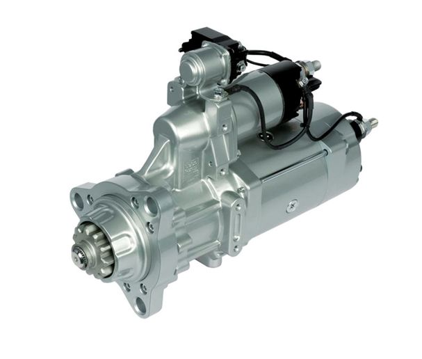 BorgWarner'sDelco Remy Smart Starter offers extra protection to reduce downtime. - Photo:BorgWarner