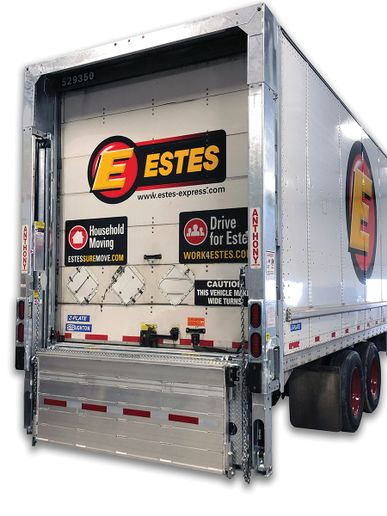 Anthony Liftgates'MRT-XL liftgate allows drivers to safely load and unload extra-large items. - Photo:Anthony Liftgates