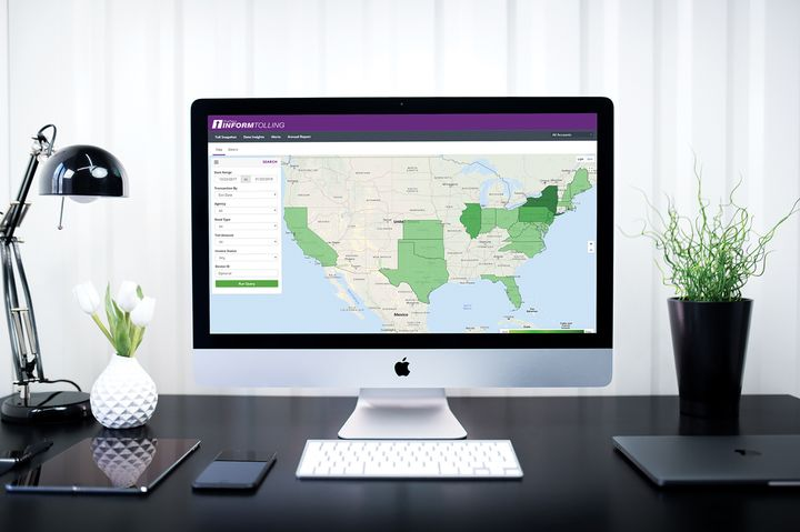 The PrePass Plus toll-payment serviceincludes the value-added Inform Tollinginteractive dashboard which breaks down tollsby transponder, geographic region, and tollingagency. It monitors potential toll fraudand alerts of any improper use. - Photo: PrePass