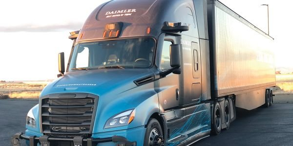 Daimler Trucks North America, which is working with autonomous-tech companies such as Torc...