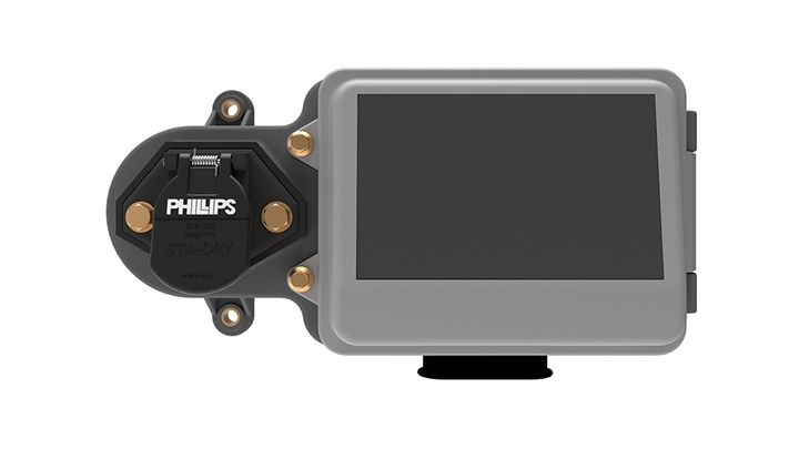 Phillips Connect Technologies'Smart7 Remote Precheck allows fleets to remotely conduct pre-check inspections on an entire trailer fleet at the touch of a button. - Photo: Phillips Connect Technologies