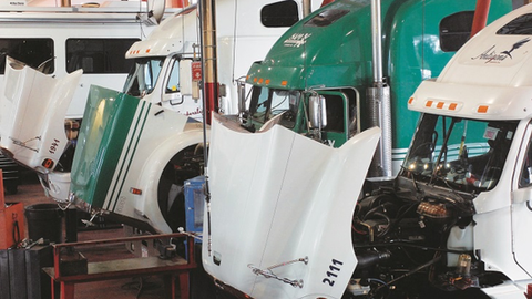 Fleets should share their business goals and even operating, maintenance and repair expenses...
