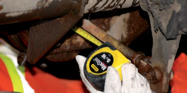 Some brake violations are easy to understand. Brake adjustment can be confirmed by marking and...