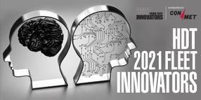 Meet HDT's 2021 Truck Fleet Innovators