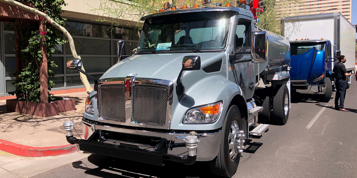 Kenworth Unveils All-New Medium Duty Line
