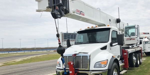 "Peterbilt strove to instill a ""car-like"" feel to its new medium duty truck line – even in its..."