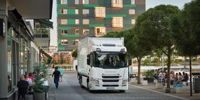 Global News Roundup: Transitioning to Electric Trucks