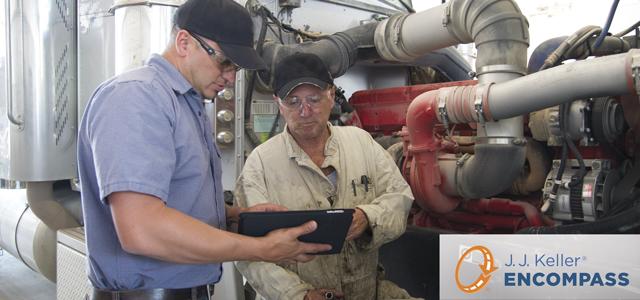 Fleet Maintenance is a Team Effort