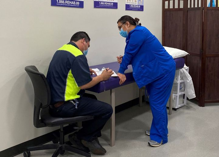 Employees can get free doctor's visits at L&F's warehouse location, free imaging, free urgent care, all without deductibles or co-pays. - Photo: L&F Distributors