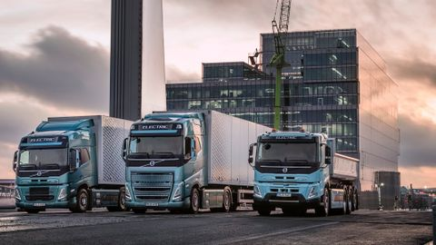 Volvo sees hydrogen as key part of its fossil-fuel free vision, using hydrogen fuel cells...