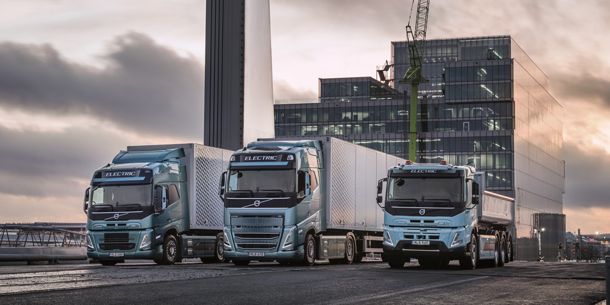 Q&A: Volvo Sees Hydrogen as Key Player in Green Trucking